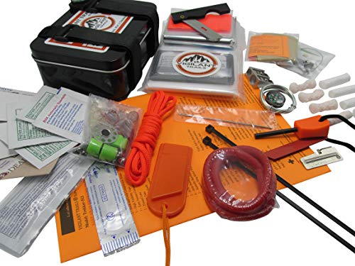 Vigilant Trails Survival Kit Model Trekker-513