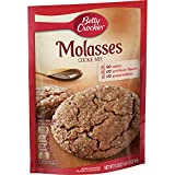 Betty Crocker Molasses Chip Cookie Mix, 17.5 oz (Pack of 2)