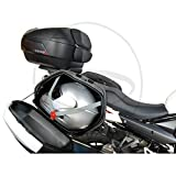 Shad S0BN61IF Soporte Maletas 3P System para Suzuki Gsx 650F, Negro