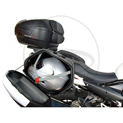 Shad S0BN61IF Seitenkoffer-Montagekit für 3P-System, Suzuki Bandit 650/1250, schwarz