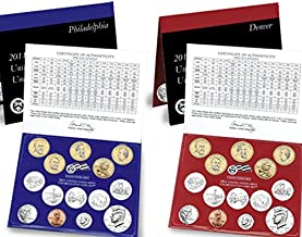 2011 P D US Mint Set 28 Coins in Original Packaging Brilliant Uncirculated