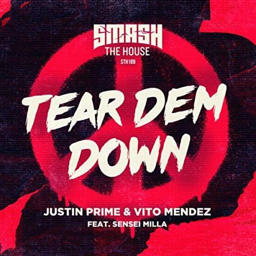 Justin Prime & Vito Mendez feat. Sensei Milla