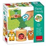 Goula- Memo Friends - Juego de mesa preescolar a partir de 3 años