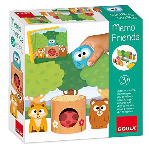 Goula - Memo Friends (53171) (Juguete)