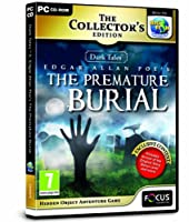 Dark tales 3 Edgar Allan Poe's Premature Burial Collector's edition (輸入版)