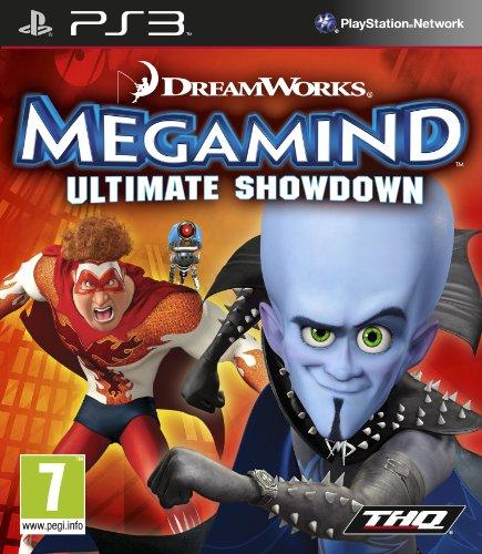 Dreamworks Megamind: Ultimate Showdown (PS3) [Edizione: Regno Unito]