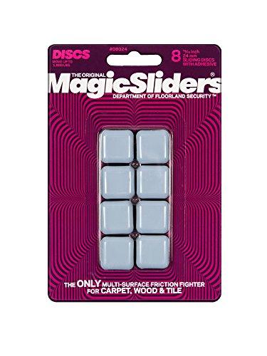curseurs de Magic L P 8024 Lot de 8 15/40,6 cm SQ Slider
