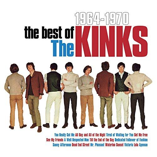 Best of the Kinks 1964-1970 [Vinyl LP]
