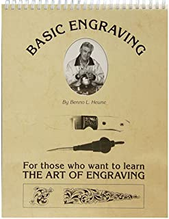 BASIC ENGRAVING-FOR THOSE WHO WANT TO LEARN THE ART OF ENGRAVING