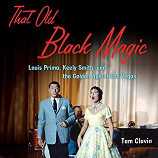 That Old Black Magic  cover art