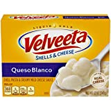 Velveeta Queso Blanco Shells and Cheese Dinner (12 oz Box)