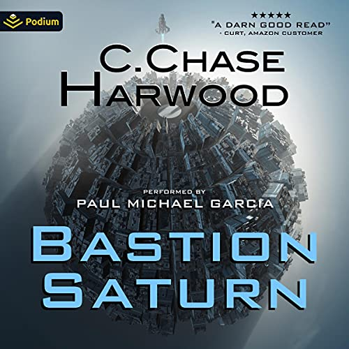Bastion Saturn Audiobook By C. Chase Harwood cover art