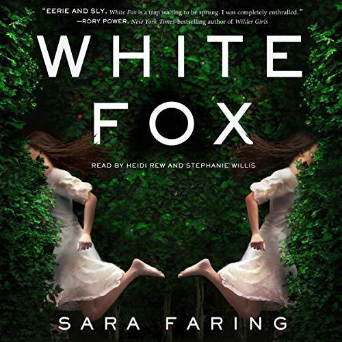 White Fox cover art