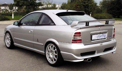 Heckspoiler Astra G 3/5-türer & Coupe 1998-2004 'DTM'
