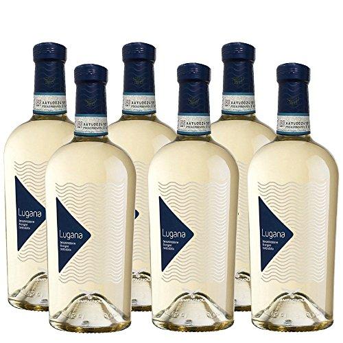 Lugana bianco DOC Weißwein Campagnola Italien Gardasee 2019 trocken (6x 0.75 l)