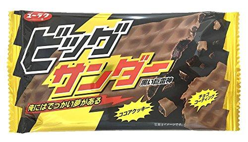 有楽製菓 ビッグサンダー 1枚×20個