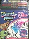Blendy Pens Poster Book- The Littlest Pet Shop (January 2009)