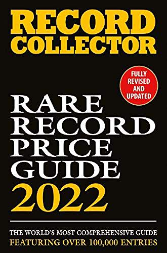 Compare Textbook Prices for Rare Record Price Guide 2022 New Edition ISBN 9781916421912 by Shirley, Ian