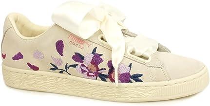 Puma Heart Flowery Wn's Whisper White Rose Gold 367811 02