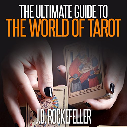 The Ultimate Guide to the World of Tarot cover art