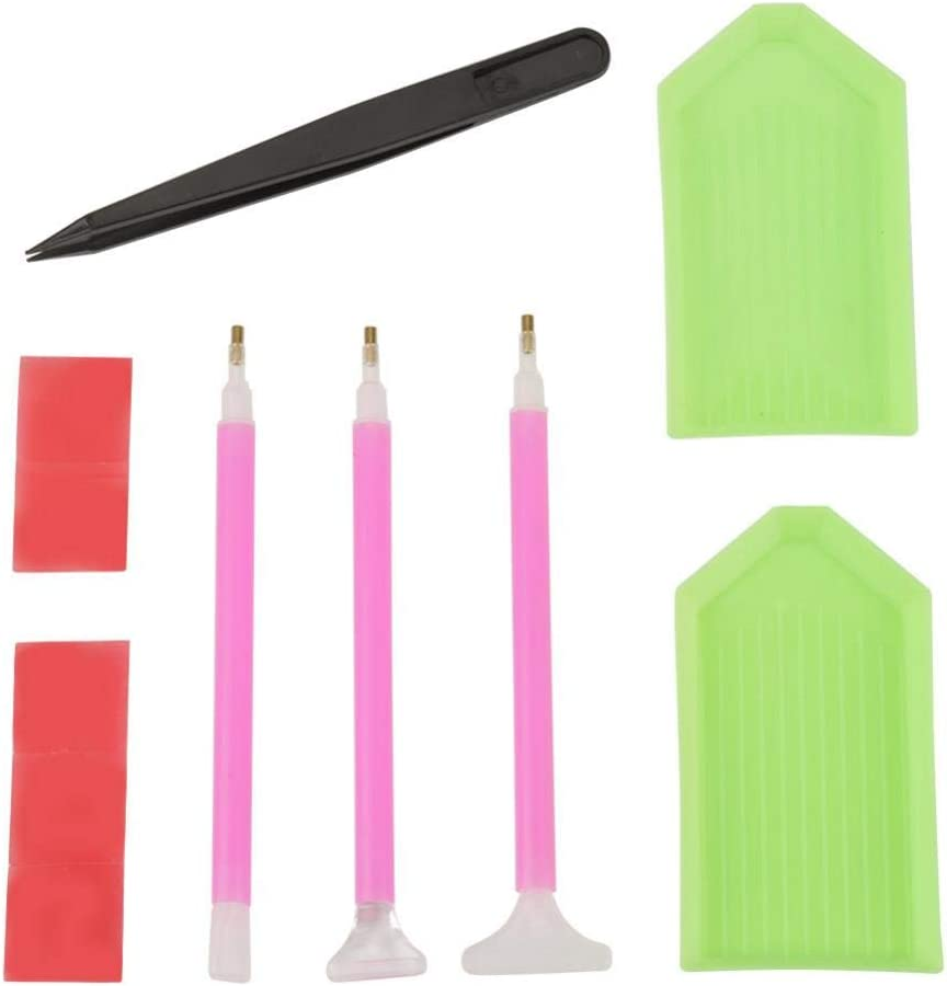 Akozon Embroidery Pen Max 90% OFF DIY Diamond Tools Stitch 40% OFF Cheap Sale Cross Ac Painting