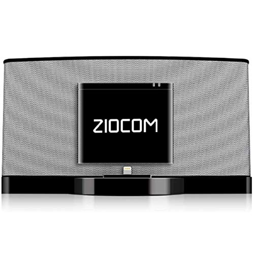 ZIOCOM 8 Pin Bluetooth aptX Adapter Receiver for Bose Sounddock III/XT,JBL MS302GM, Philips DS1155B 93 with Music Dock Station(Z12 Pro)