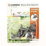 Gardena 1344-26 - Goteros lineales auto-regulables 4 l/h Micro-Drip