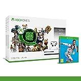Foto Xbox One S 1TB + 3 Mesi Gamepass + 3 Mesi Xbox Live Gold [Bundle]+ FIFA 19