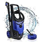 UDEFINE Electric Pressure Washer with 10' Surface Cleaner, 2300PSI...