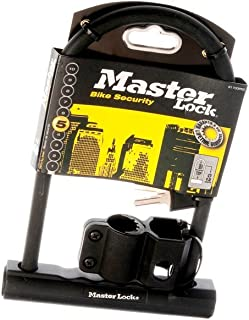 Master Lock 12mm Bike D-Lock