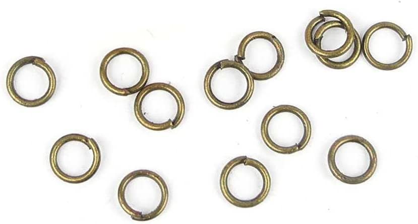 New Free Shipping 12090x Anti-Brass Fashion Jewelry Making A23287 Jump Ring excellence Charms