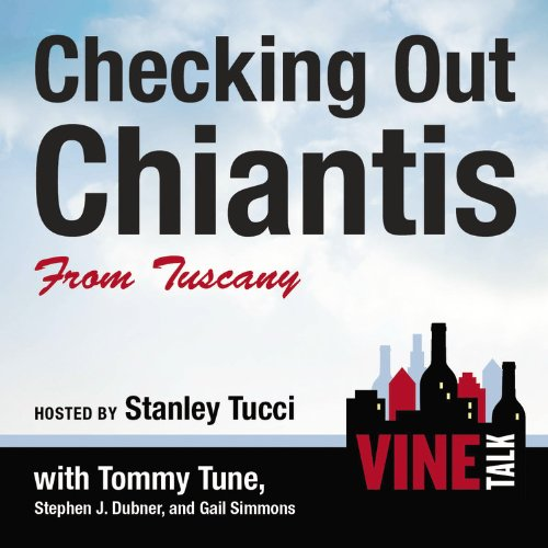 『Checking Out Chiantis from Tuscany』のカバーアート