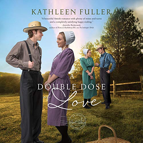 A Double Dose of Love Audiobook By Kathleen Fuller cover art