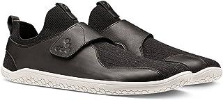 Vivobarefoot Mens Primus Knit EZ Leather Textile Trainers
