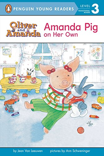 Amanda Pig on Her Own (Puffin Easy-To-Read Program, Level 2)の詳細を見る