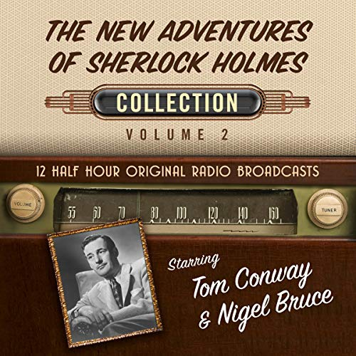 The New Adventures of Sherlock Holmes, Collection 2 Titelbild