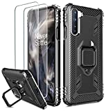 Milomdoi [Case with 2 pack] Cover for OnePlus Nord 5G Case