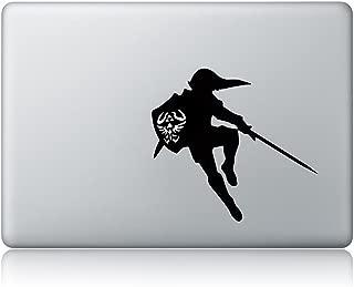 Attack On Link Legend of Zelda Apple MacBook Laptop Vinyl Sticker Decal