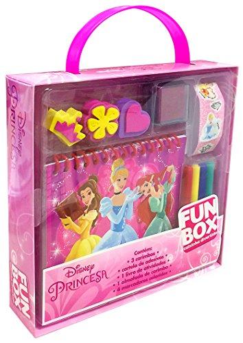Disney Princesas - Caixa. Coleção Fun Box