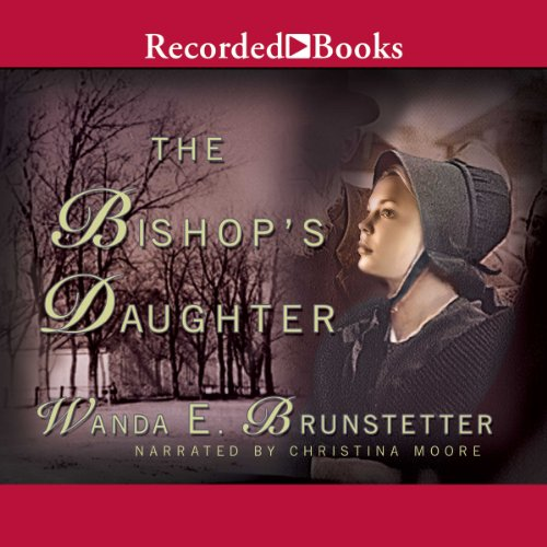 The Bishop's Daughter audiobook cover art