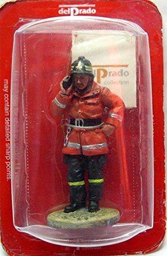 Del Prado - BOM008 Feuerwehrmann Italien 1998