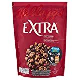 Kellogg's Cereali Extra Frutti Rossi, 375g