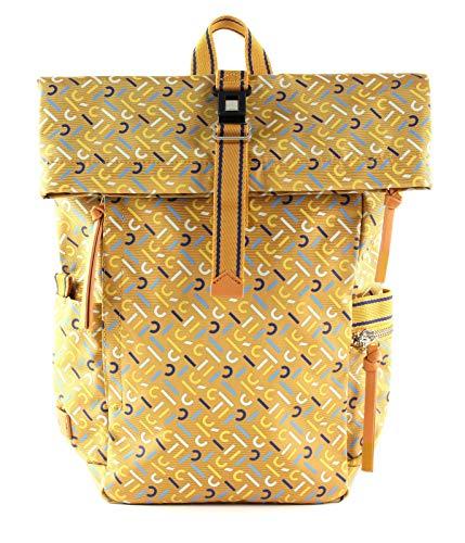 ESPRIT Nylon-Rucksack mit Monogramm