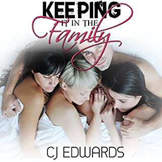 Keeping It in the Family     Salesman Sex Book 2              By:                                                                                                                                 Charlotte Edwards                               Narrated by:                                                                                                                                 Ambrose Essex                      Length: 26 mins     3 ratings     Overall 4.0