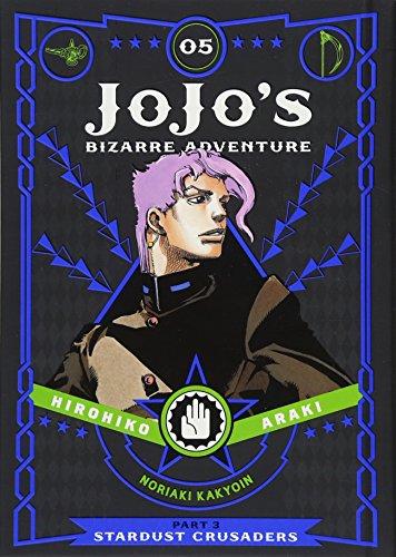 JoJo's Bizarre Adventure: Part 3 - Stardust Crusaders, Vol. 5: Volume 5