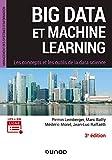Big Data et Machine Learning - 3e éd. - Les concepts et les outils de la data science