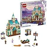 LEGO-Disney Princess Le château d'Arendelle  Issu du Film la Reine des Neiges 2 de Disney Jouet Fille et Garçon 6 Ans et Plus, 521 Pièces 41167