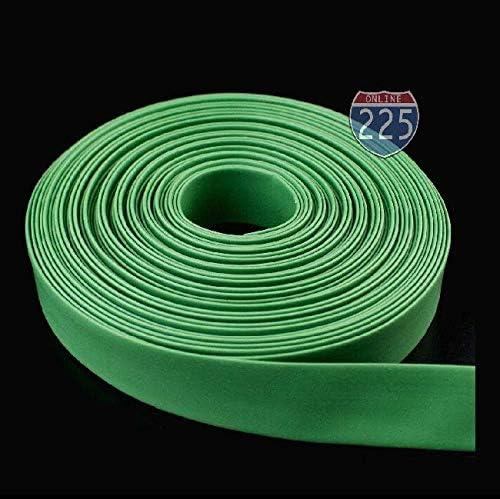 HEAT SHRINK tubing 2:1 rapporto NERO 38,1 mm 25m 25 Metri
