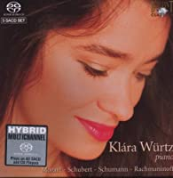 クララ・ヴュルツ(Pf)~スーパーオーディオ・コレクション(5-SACD)