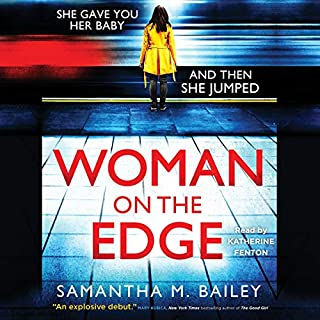 Page de couverture de Woman on the Edge